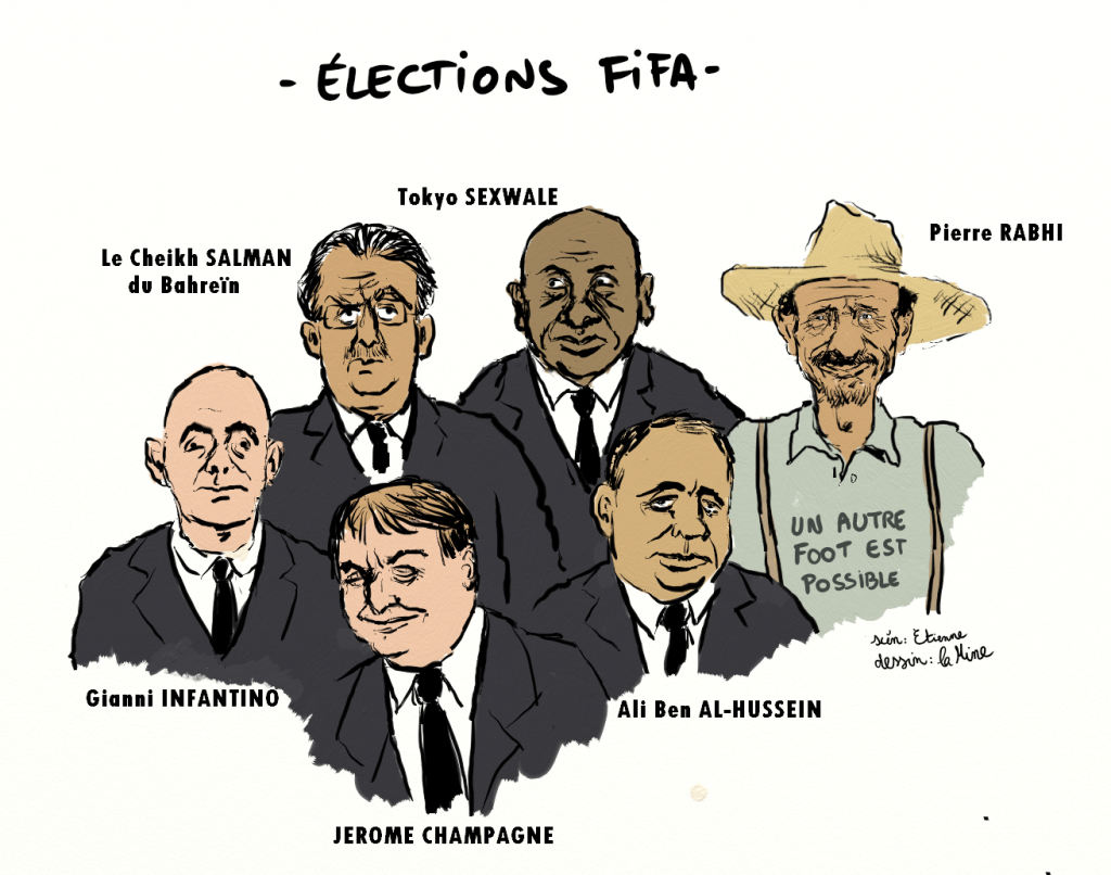 Elections FIFA par la Mine (CC)